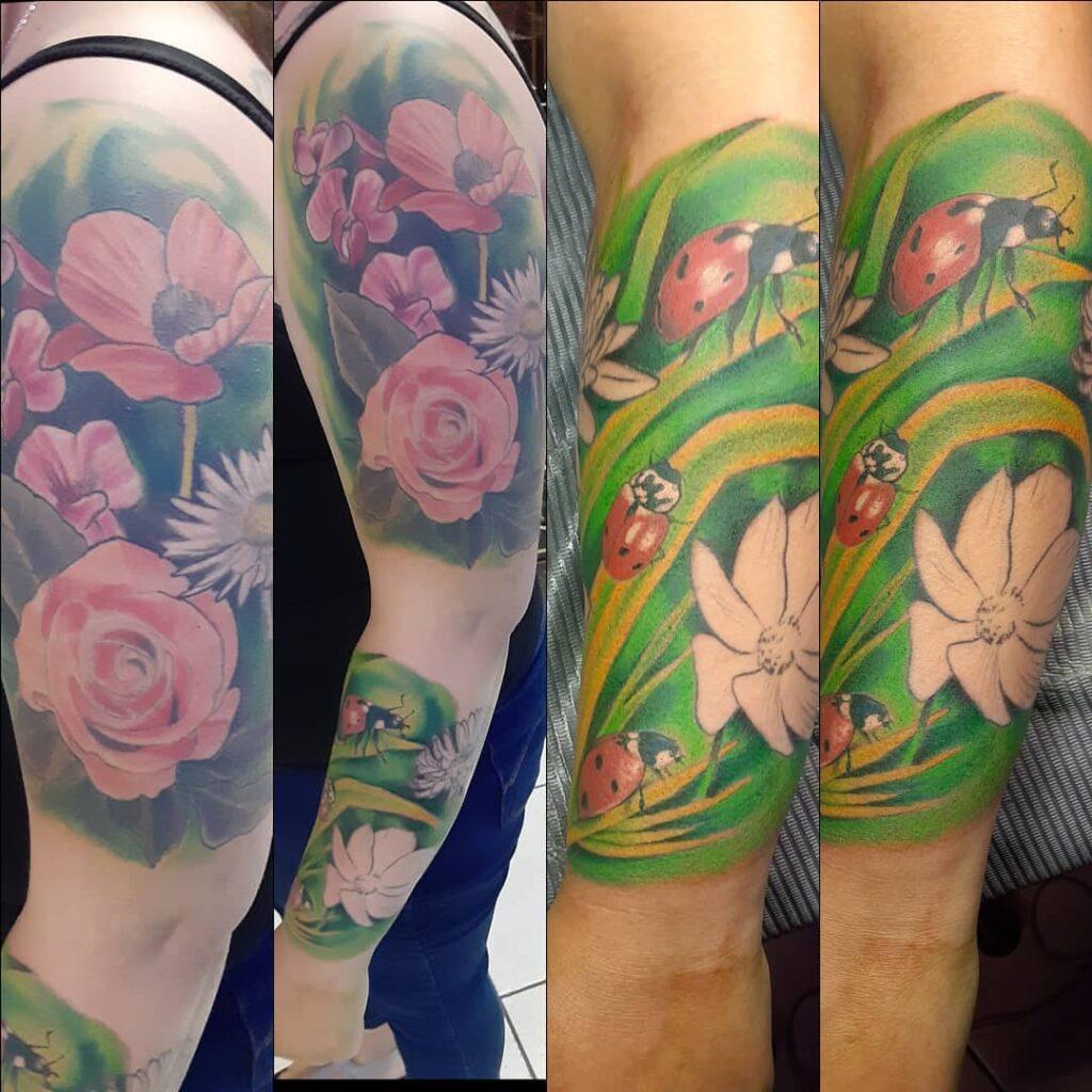 Garden sleeve