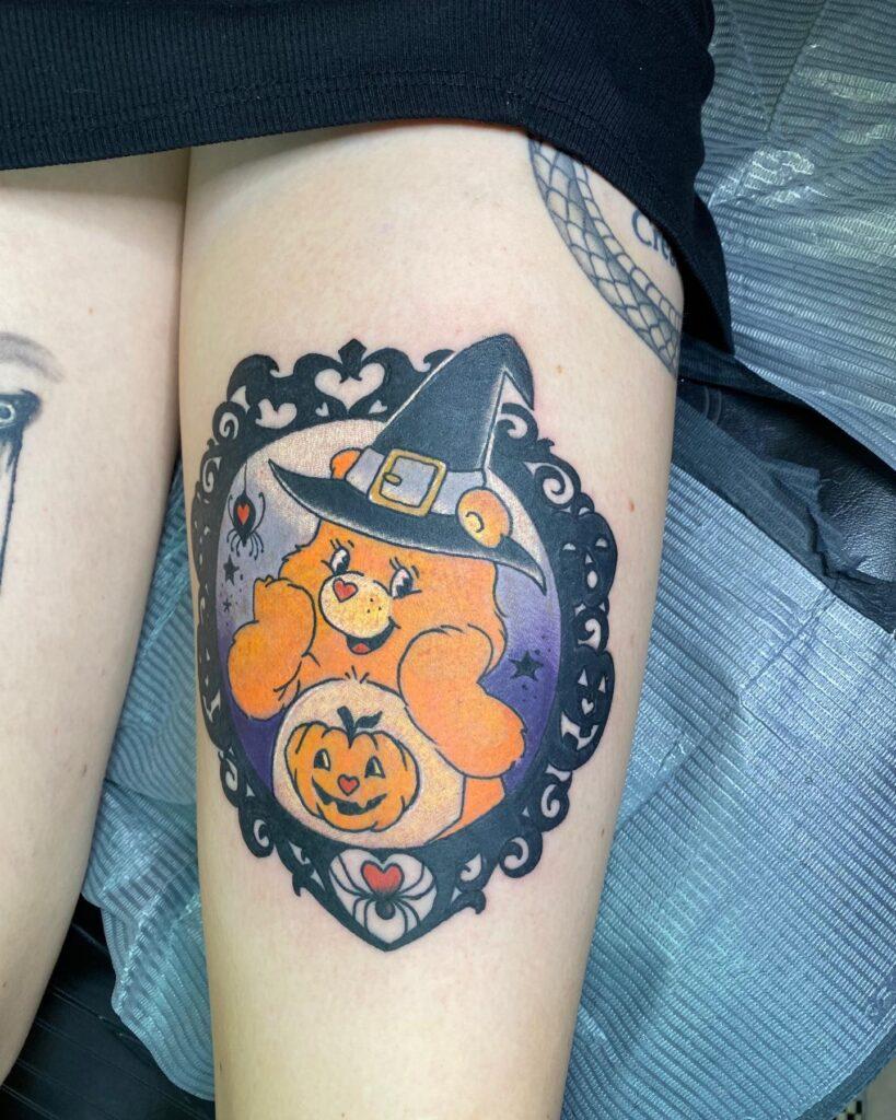 carebear halloween